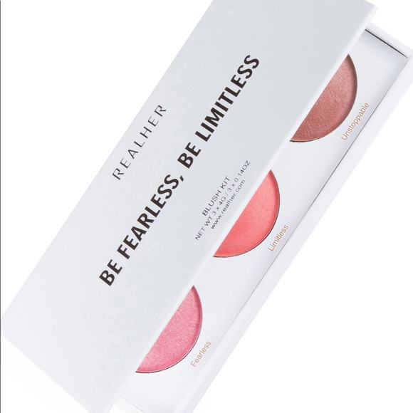 Sephora Other - RealHer | Be Fearless, Be Limitless Blush Palette